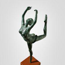 Ballerina Inke Zeegelaar Sculptures