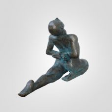 Dancer Inke Zeegelaar Sculptures