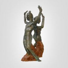 Dancers Inke Zeegelaar Sculptures