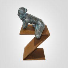 Relax Inke Zeegelaar Sculptures