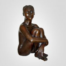 Woman Sitting I Inke Zeegelaar Sculptures