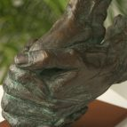 Hands II 2 Inke Zeegelaar Sculptures