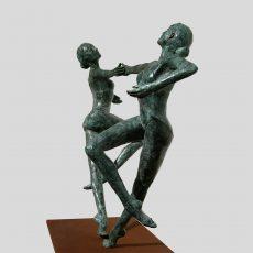 Duet Inke Zeegelaar Sculptures