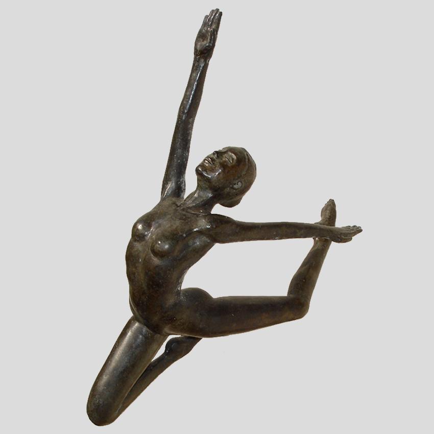 Jump Inke Zeegelaar sculptures